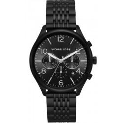 Buy Men's Michael Kors Watch Merrick MK8640 Chronograph