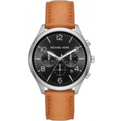 Buy Men's Michael Kors Watch Merrick MK8661 Chronograph