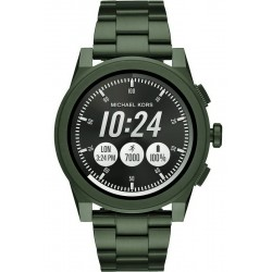 Buy Men's Michael Kors Access Watch Grayson MKT5038 Smartwatch