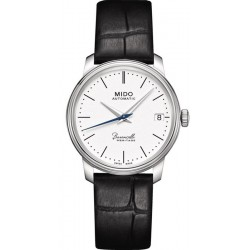 Buy Women's Mido Watch Baroncelli III Heritage M0272071601000 Automatic