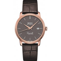 Buy Men's Mido Watch Baroncelli III Heritage M0274073608000 Automatic