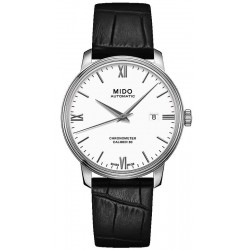 Buy Men's Mido Watch Baroncelli III Chronometer Automatic M0274081601800