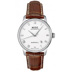Buy Men's Mido Watch Baroncelli M86004268 Automatic