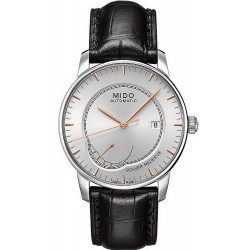 Buy Men's Mido Watch Baroncelli II Power Reserve Automatic M86054104