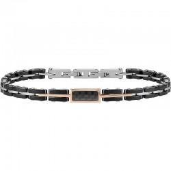Buy Men's Morellato Bracelet Ceramic SACU09