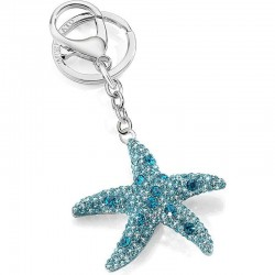 Buy Women's Morellato Keyring Starfish Blue SD0344