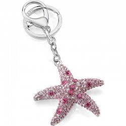 Buy Women's Morellato Keyring Starfish Rose SD0345