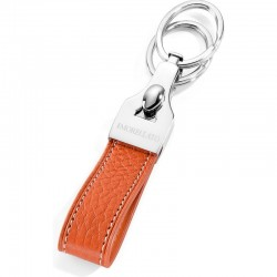 Buy Men's Morellato Keyring SU0619 Orange Leather