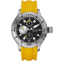 Men's Nautica Watch BFD 100 A15107G Multifunction