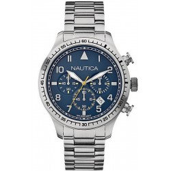 Buy Men's Nautica Watch BFD 105 A18713G Chronograph
