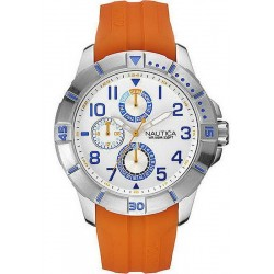 Men's Nautica Watch NSR 300 NAI12507G Multifunction