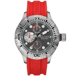 Men's Nautica Watch BFD 100 NAI15007G Multifunction