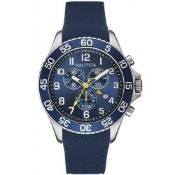 Men's Nautica Watch NST 19 NAI15501G Chronograph