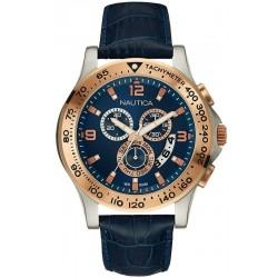 Men's Nautica Watch NST 600 NAI19502G Chronograph