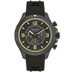 Men's Nautica Watch NST 450 Abyssum NAI19526G Chronograph