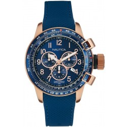 Men's Nautica Watch BFC NAI28500G Chronograph