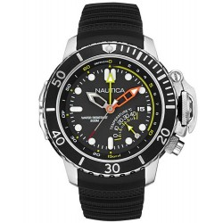 Men's Nautica Watch NMX Diver NAI47500G Multifunction