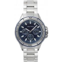 Buy Men's Nautica Watch Auckland NAPAUC001BR Multifunction