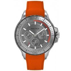 Buy Men's Nautica Watch Auckland NAPAUC002 Multifunction