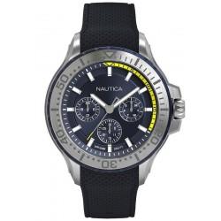 Buy Men's Nautica Watch Auckland NAPAUC003 Multifunction