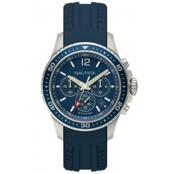 Buy Men's Nautica Watch Freeboard NAPFRB009 Chronograph