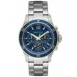 Buy Men's Nautica Watch Freeboard NAPFRB011 Chronograph