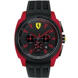 Buy Men's Scuderia Ferrari Watch Aerodinamico Chrono 0830115