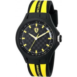 Buy Men's Scuderia Ferrari Watch Pit Crew 0830171
