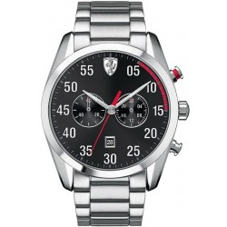 Buy Men's Scuderia Ferrari Watch D50 Chrono 0830176