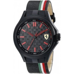 Buy Men's Scuderia Ferrari Watch Pit Crew 0830215