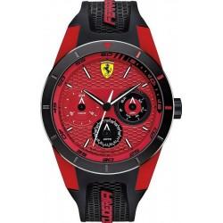 Men's Scuderia Ferrari Watch Red Rev T 0830255