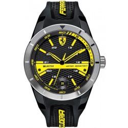 Men's Scuderia Ferrari Watch Red Rev T 0830277