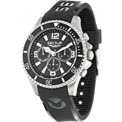 Buy Men's Sector Watch 230 R3251161002 Quartz Multifunction
