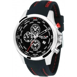 Buy Men's Sector Watch 180 R3251180022 Quartz Chronograph
