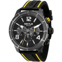Men's Sector Watch 850 R3251575014 Quartz Chronograph