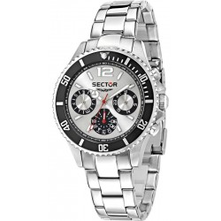 Buy Men's Sector Watch 230 R3253161012 Quartz Multifunction