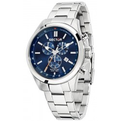 Buy Men's Sector Watch 180 R3273690009 Quartz Chronograph