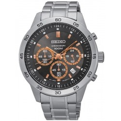 Buy Men's Seiko Watch Neo Sport SKS521P1 Chronograph Quartz