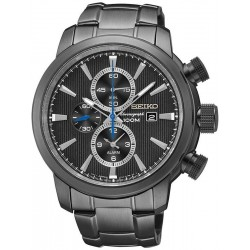 Buy Men's Seiko Watch Neo Sport Alarm Chronograph Quartz SNAF49P1