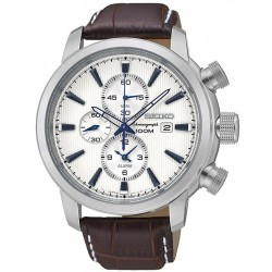 Buy Men's Seiko Watch Neo Sport Alarm Chronograph Quartz SNAF51P1