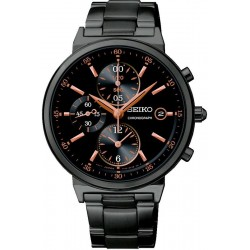 Buy Unisex Seiko Watch Neo Classic SNDW47P1 Chronograph Quartz