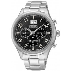 Buy Men's Seiko Watch Neo Sport SPC153P1 Chronograph Quartz