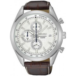 Buy Men's Seiko Watch Neo Sport SSB181P1 Chronograph Quartz