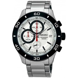 Buy Men's Seiko Watch Neo Sport SSB189P1 Chronograph Quartz