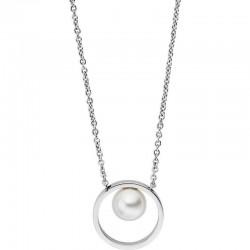 Buy Women's Skagen Necklace Agnethe SKJ0973040 Pearl