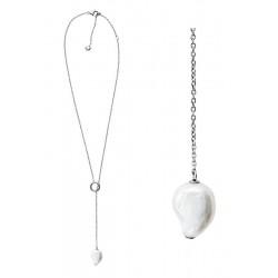 Buy Women's Skagen Necklace Agnethe SKJ0974040 Pearl