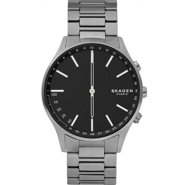 Buy Men's Skagen Connected Watch Holst Titanium SKT1305 Hybrid Smartwatch