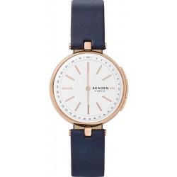 Buy Women's Skagen Connected Watch Signatur T-Bar SKT1412 Hybrid Smartwatch