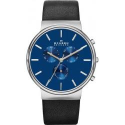 Buy Men's Skagen Watch Ancher SKW6105 Chronograph