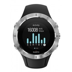 Suunto Spartan Trainer Wrist HR Steel Unisex Watch SS023425000
